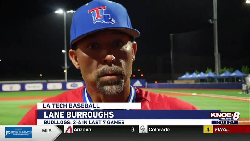 LA Tech prepares for C-USA baseball tournament.